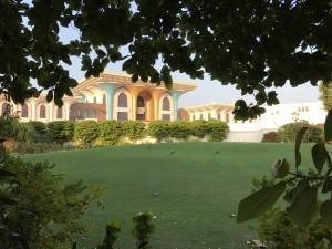 Palast von Sultan Qaboos in Muscat - Julian Weinert